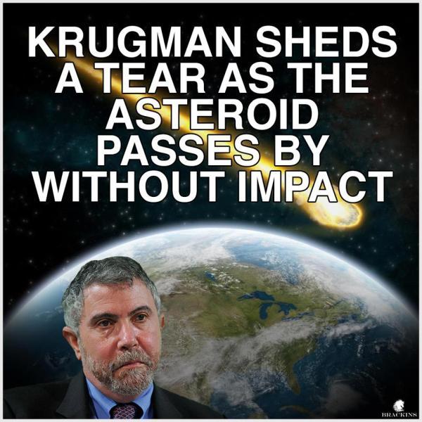 krugman astroid