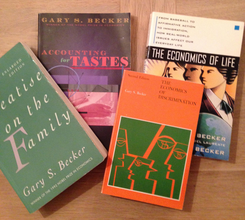 Becker books