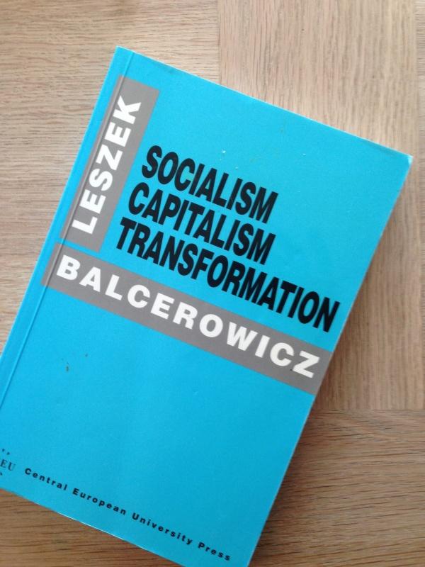 Balcerowicz book